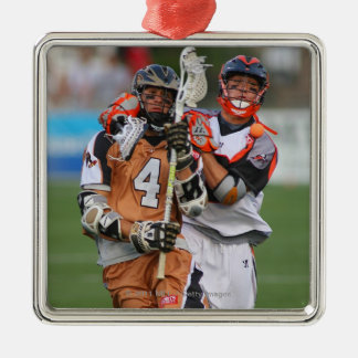 ROCHESTER, NY - JULY 23:  Jeff Colburn #4 2 Metal Ornament