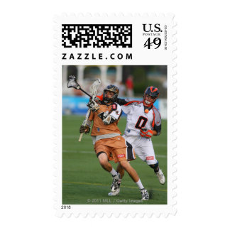 ROCHESTER, NY - JULY 23: Jeff Colburn #4 2 Stamp