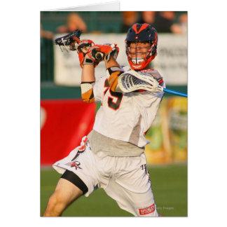 ROCHESTER, NY - JULY 23: Nate Watkins #35 Card