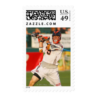 ROCHESTER, NY - JULY 23: Nate Watkins #35 Postage Stamps
