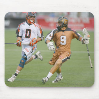 ROCHESTER, NY - JULY 23:  Stefan Striebel #9 2 Mouse Pad