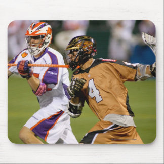 ROCHESTER, NY - JUNE 10: Jeff Colburn #4 Mouse Pad