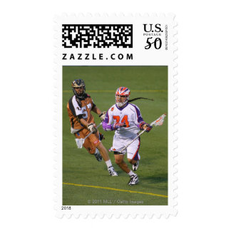 ROCHESTER, NY - JUNE 10:Jeremy Thompson #74 Postage