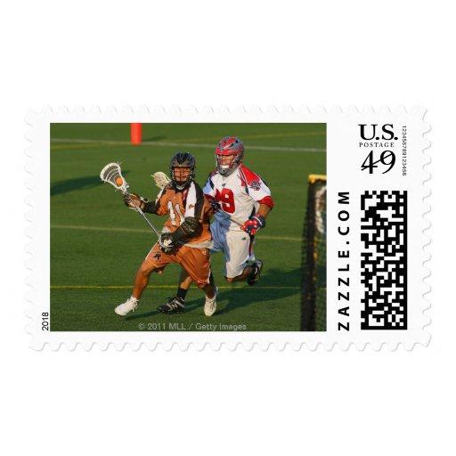 ROCHESTER, NY - JUNE 18: Jordan Levine #41 Stamp
