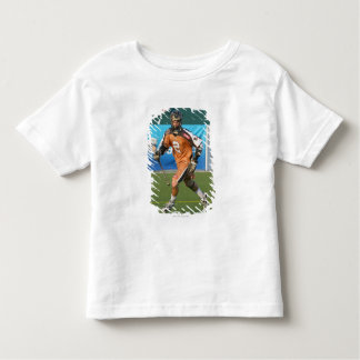 ROCHESTER, NY - JUNE 18:  Ned Crotty #2 3 Toddler T-shirt