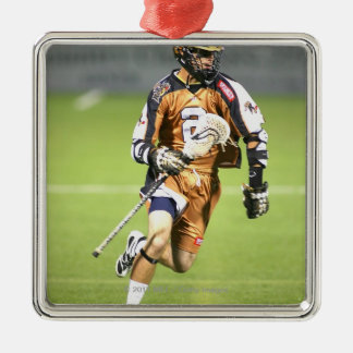 ROCHESTER, NY - JUNE 18:  Ned Crotty #2 4 Metal Ornament