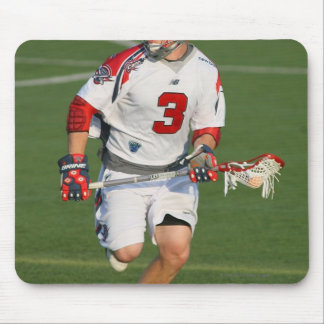 ROCHESTER, NY - JUNE 18:  Pat Heim #3 Mouse Pad