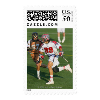 ROCHESTER, NY - JUNE 18:  Paul Rabil #99 6 Postage