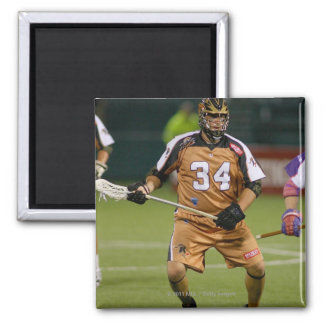 ROCHESTER, NY - JUNE 24: Anthony Kelly #34 2 Inch Square Magnet