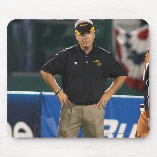 ROCHESTER, NY - JUNE 24: BJ O'Hara, head coach Mouse Pad