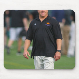 ROCHESTER, NY - JUNE 24: Gary Gait, assistant Mouse Pad