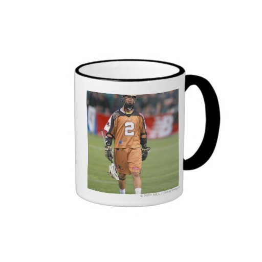 ROCHESTER, NY - JUNE 24:  Ned Crotty #2 Coffee Mugs