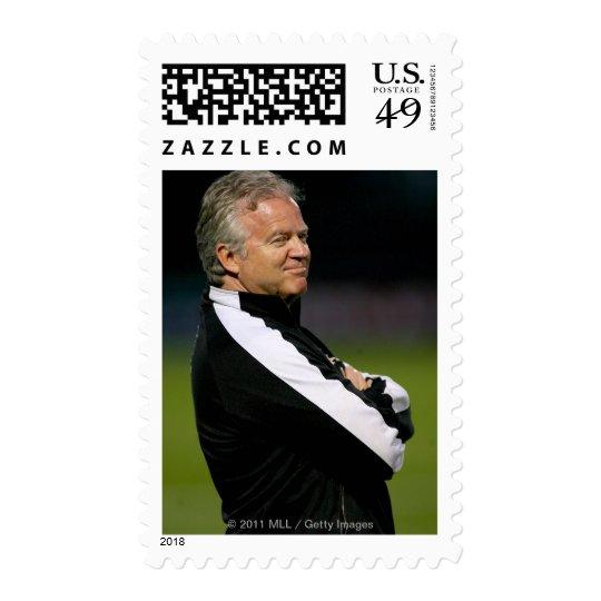 ROCHESTER, NY -MAY 21:BJ O'Hara, head coach Postage