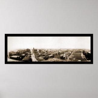 Rochester, NY Photo 1896 Print