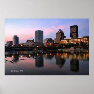 Rochester, NY Print