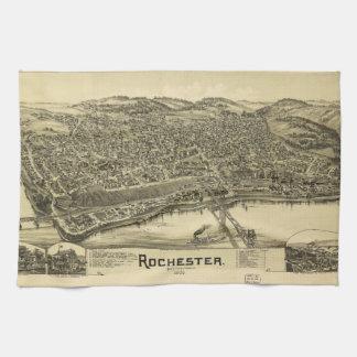 Rochester, Pennsylvania (1900) Towel