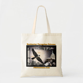 Rochester Peregrine Falcons Tote Bag
