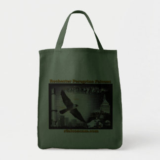 Rochester Peregrine Falcons Grocery Tote Bag
