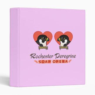 Rochester Peregrine Soap Opera Binder