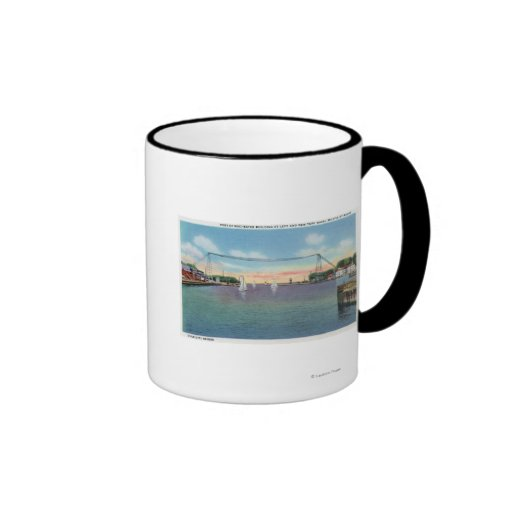 Rochester Port and NY Naval Militia Mugs