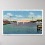 Rochester Port and NY Naval Militia Print