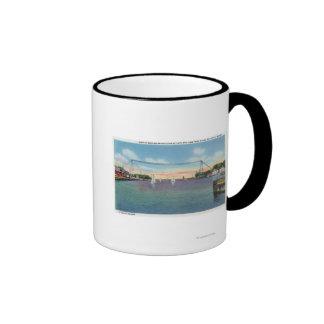 Rochester Port and NY Naval Militia Ringer Mug