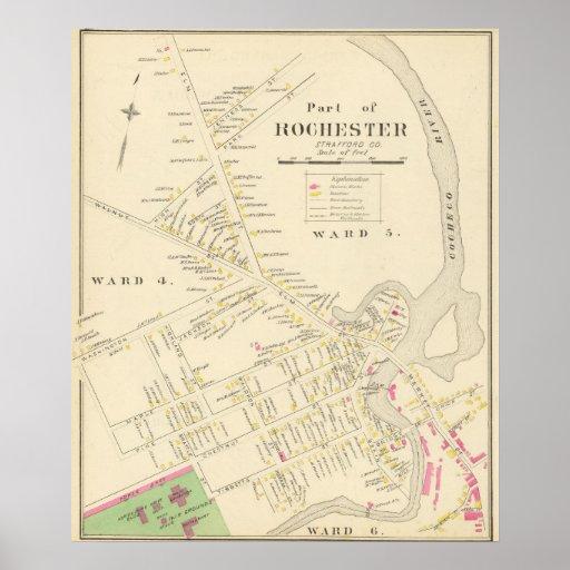 Rochester Póster