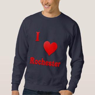 Rochester -- Red Sweatshirt
