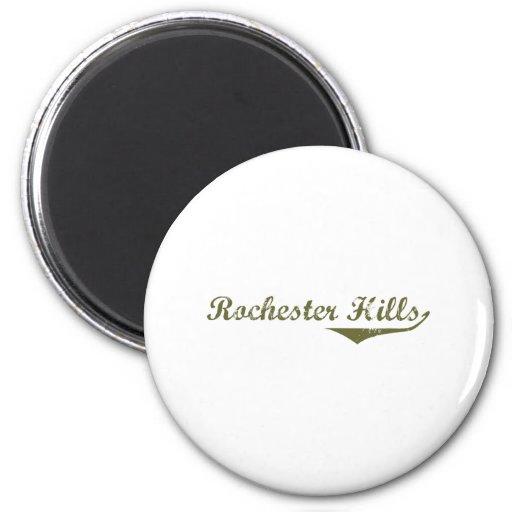 Rochester  Revolution t shirts Magnet