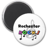 Rochester Rocks Refrigerator Magnets