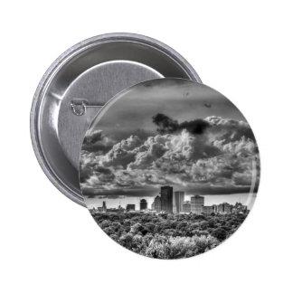 Rochester Skyline 2 Inch Round Button