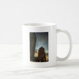 Rochester Skyline in HDR Coffee Mug