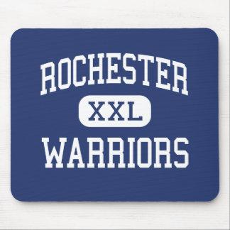 Rochester - Warriors - High - Rochester Washington Mouse Pads