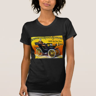 Rochet and Schneider Automobiles - Vintage Ad T-Shirt