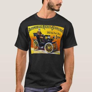 Rochet and Schneider Automobiles - Vintage Ad T-Shirt