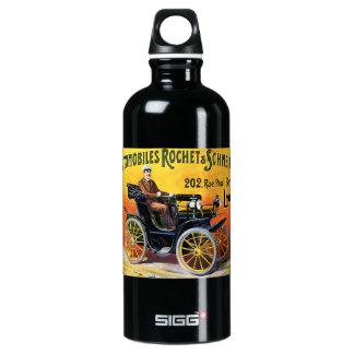 Rochet-Schneider Automobile Aluminum Water Bottle