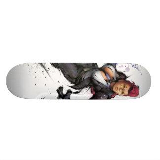 Rociada de la víbora tabla de patinar