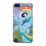 Rociada del arco iris funda para iPod touch 5G