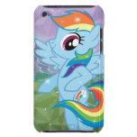 Rociada del arco iris iPod Case-Mate protector