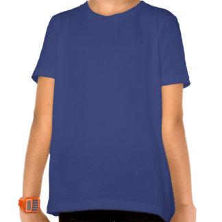 Rociada del arco iris camiseta