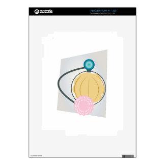 Rociador del perfume calcomanía para iPad 2