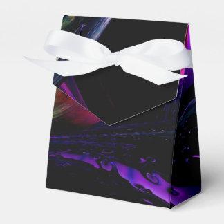 Rocío de un arco iris cajas para regalos