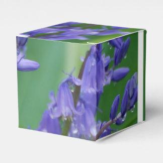 Rocío en las flores de Bell Caja Para Regalo De Boda