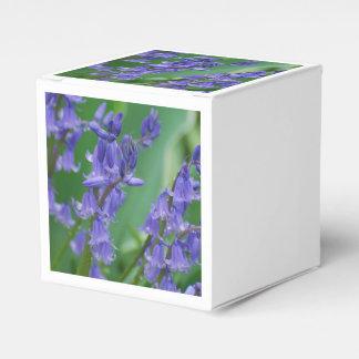 Rocío en las flores de Bell Cajas Para Regalos De Boda