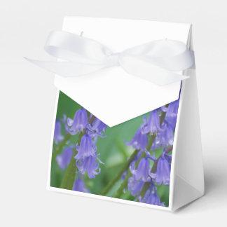 Rocío en las flores de Bell Cajas Para Regalos De Fiestas