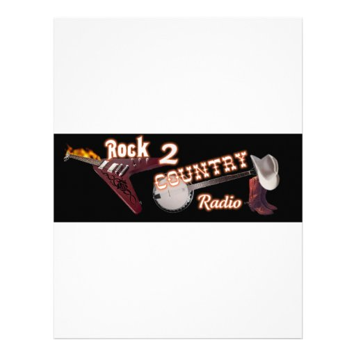 Rock2Country Membrete Personalizado
