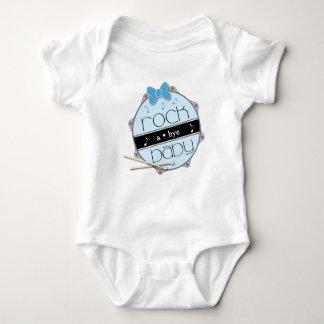 Rock a Bye Baby Blue Shirt