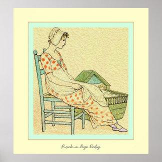 Rock-a-Bye Baby Poster