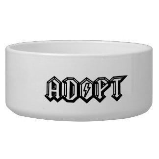 Rock Adopt Bowl