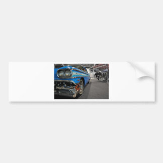 Rock And Road Kustom Bumper Sticker